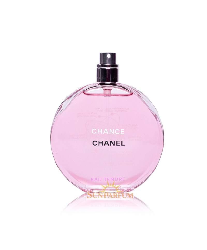 Духи, Тестер Chanel Chance eau Tendre 100 мл. Купить Тестер духов ... b5429e1589f