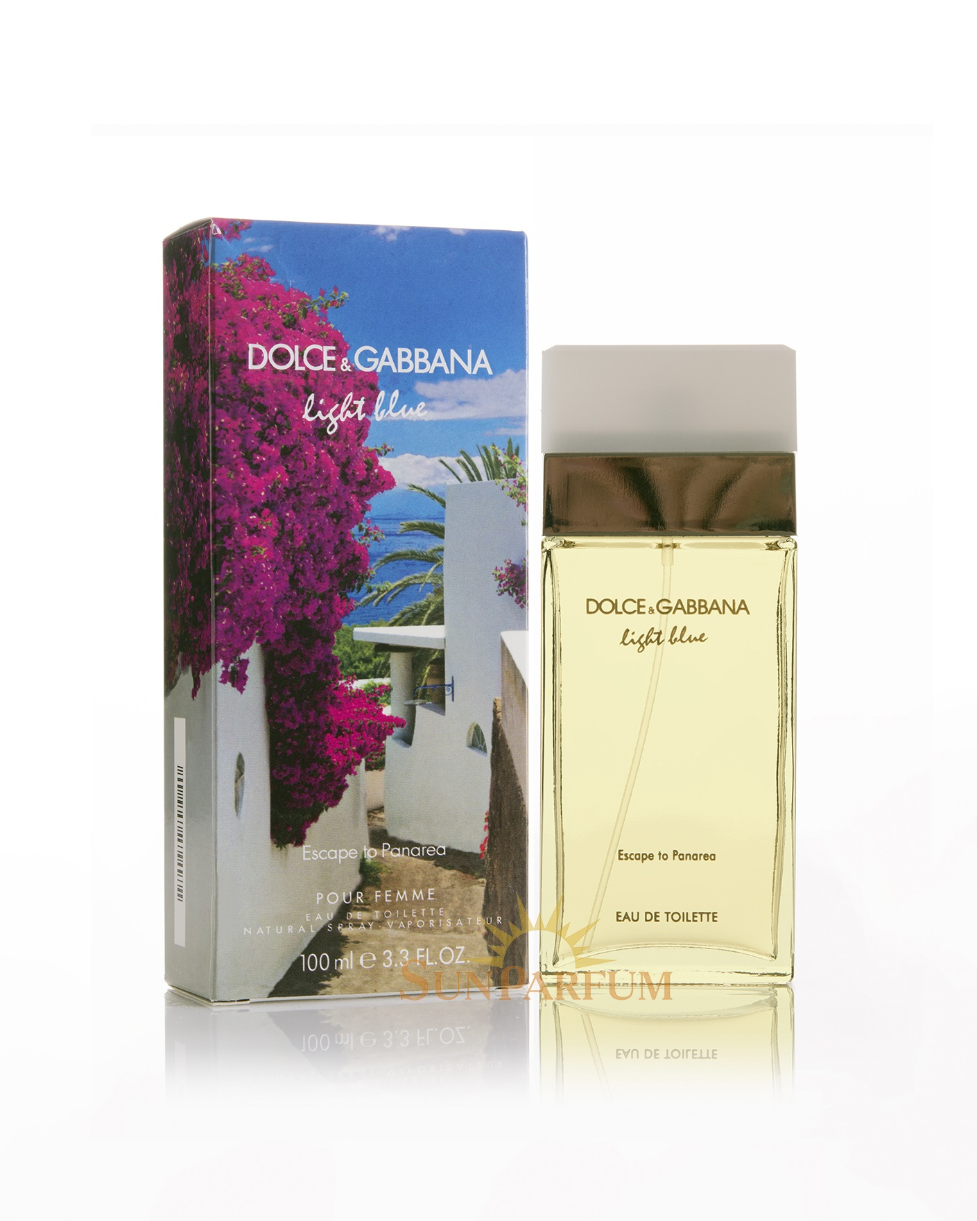 купить духи Dolce Gabbana Light Blue Escape To Panarea 100 мл в