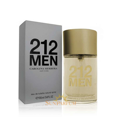 Carolina Herrera - 212 Men (фото №1)