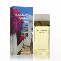 Dolce & Gabbana - Light Blue Escape to Panarea