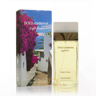Dolce & Gabbana - Light Blue Escape to Panarea (фото №1)