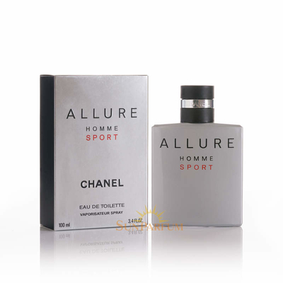 Chanel - Allure Homme Sport (фото №1)