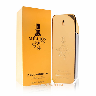 Paco Rabanne - 1 Million (фото №1)